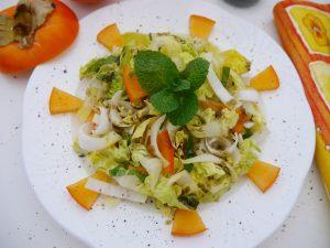 Chicorée-Salat mit Kürbiskernöl-Dressing_2 | Rezept Dr. Alexa Iwan