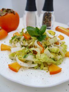 Chicorée-Salat mit Kürbiskernöl-Dressing_3 | Rezept Dr. Alexa Iwan