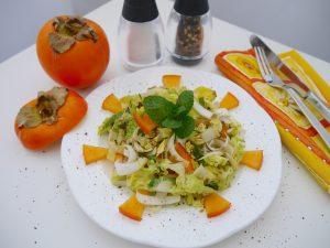 Chicorée-Salat mit Kürbiskernöl-Dressing_5   Rezept Dr. Alexa Iwan
