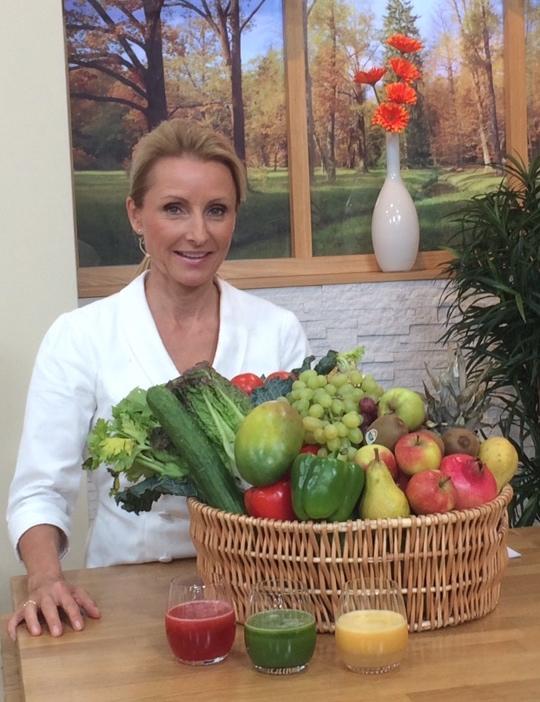 Ernährungswissenschaftlerin Dr. Alexa Iwan