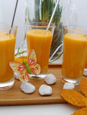 Vitamin A & C-Schnupfenkiller- Smoothie _1 | Rezept Dr. Alexa Iwan