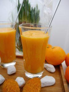 Vitamin A & C-Schnupfenkiller- Smoothie _2 | Rezept Dr. Alexa Iwan
