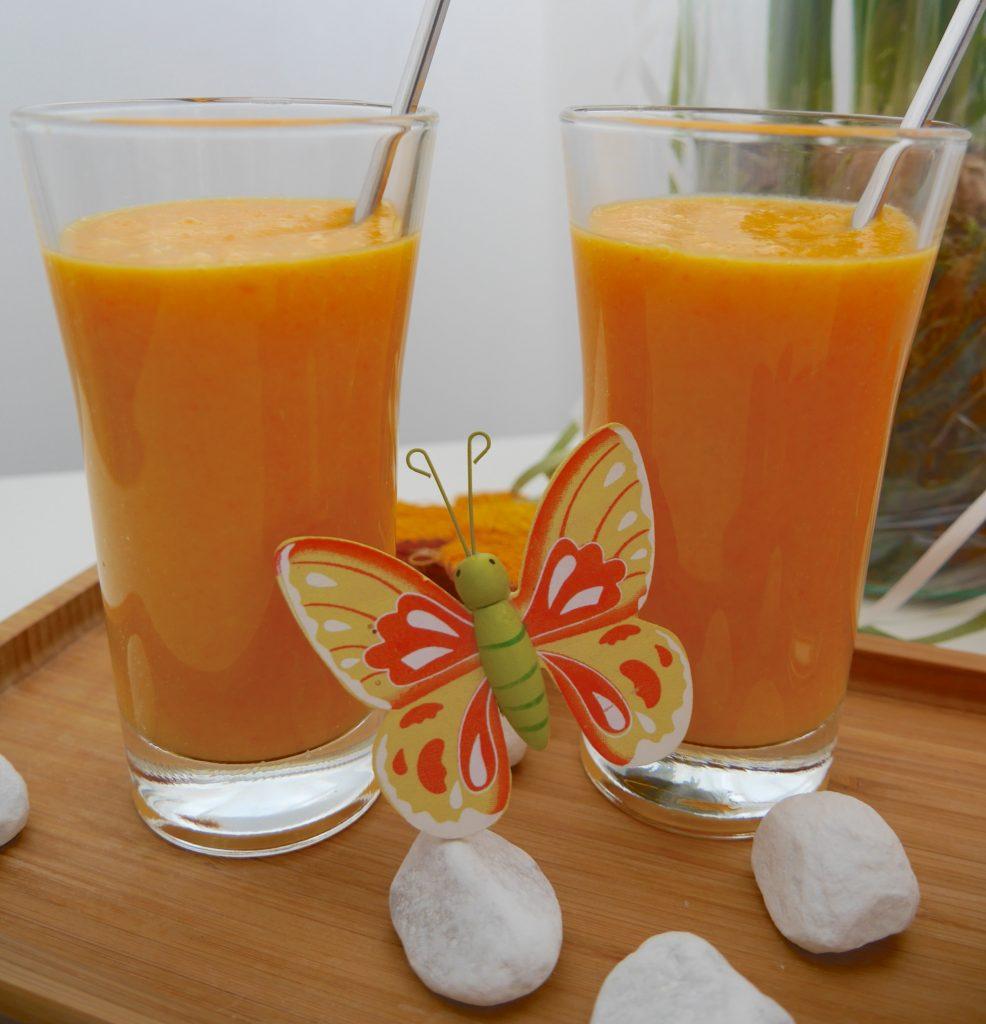 Vitamin A & C-Schnupfenkiller- Smoothie _3 | Rezept Dr. Alexa Iwan