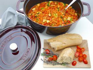 La Cocotte: Gemüse-Schmortopf mit roten Linsen_1 | Rezept Dr. Alexa Iwan