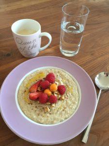 Frühstück Dr. Brigitte Bäuerlein