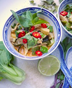 Rotes Thai Curry_2 | Rezept Dr. Alexa Iwan