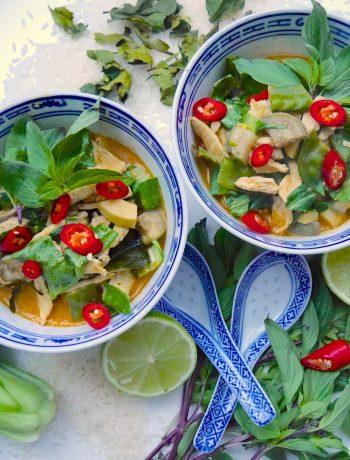Rotes Thai Curry_3 | Rezept Dr. Alexa Iwan