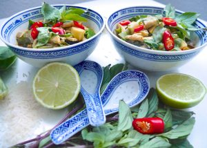 Rotes Thai Curry_4 | Rezept Dr. Alexa Iwan