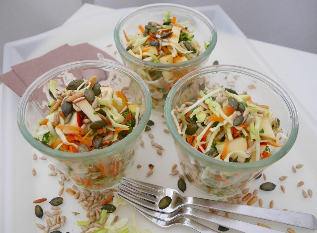 Alexa Salad_1 / Rezept Dr. Alexa Iwan