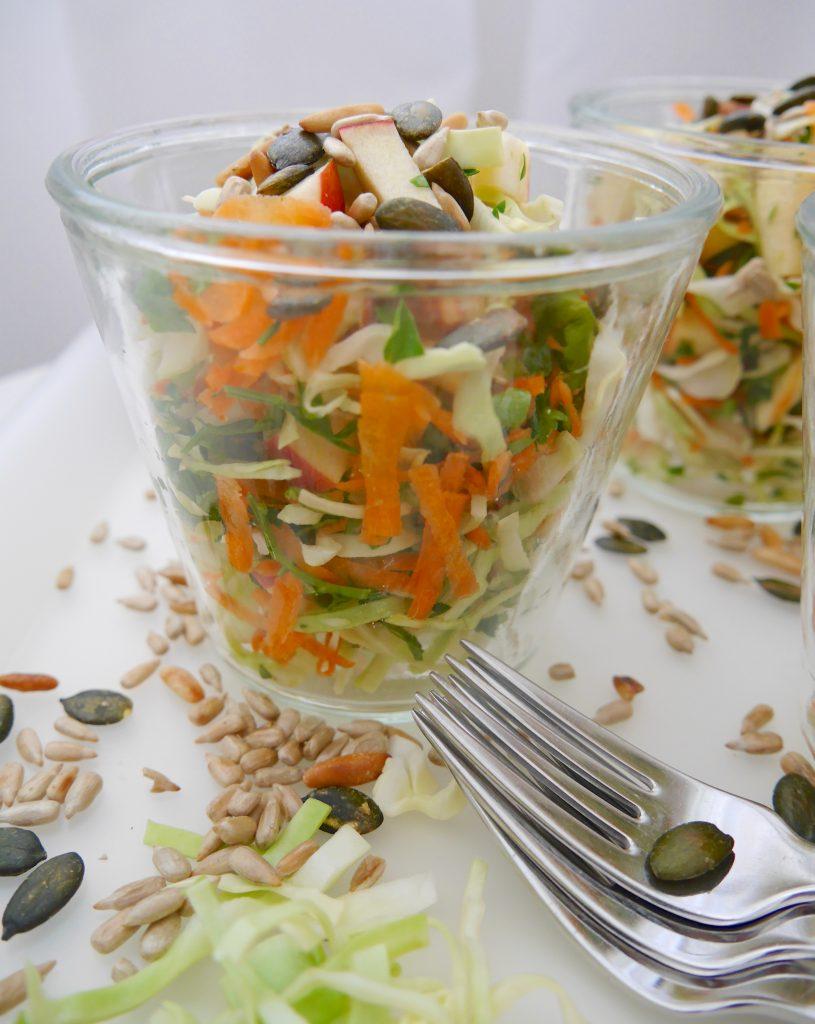 Alexa Salad_2 / Rezept Dr. Alexa Iwan