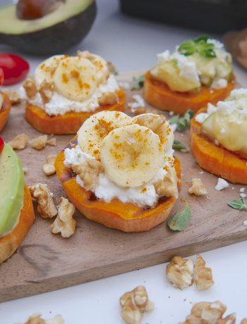 Süßkartoffel-Canapés_3 | Rezept Dr. Alexa Iwan