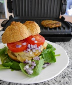 Fitness-Burger by Dr. Alexa Iwan