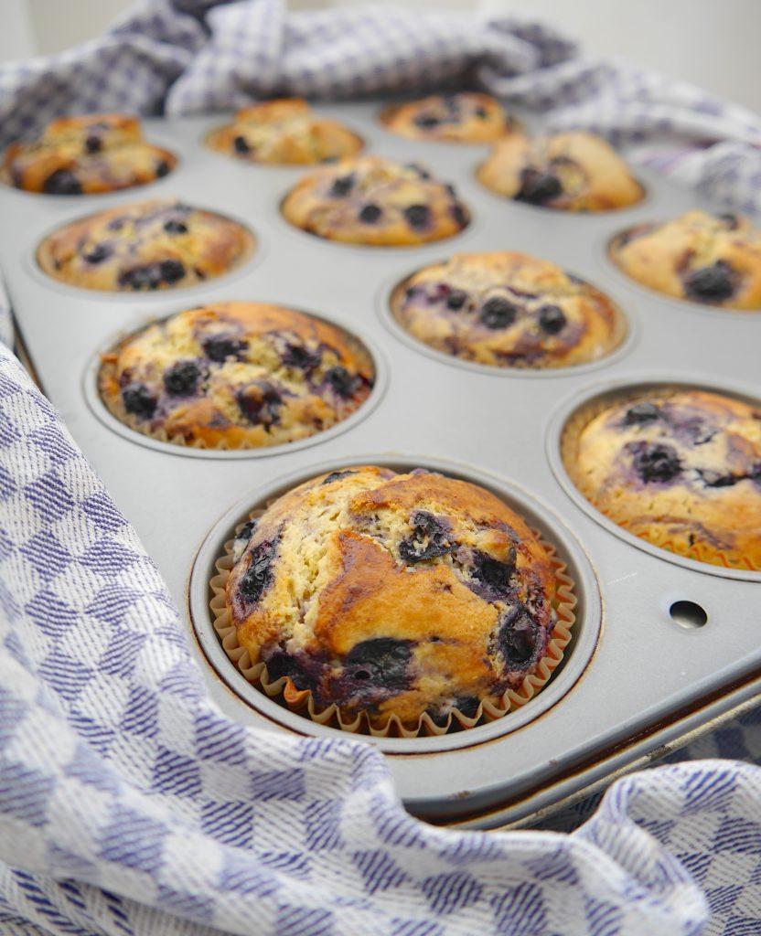 Limetten-Blaubeer-Muffins_2 | Rezept Dr. Alexa Iwan