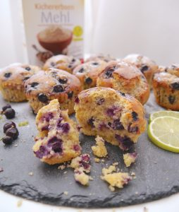 Limetten-Blaubeer-Muffins_4 | Rezept Dr. Alexa Iwan