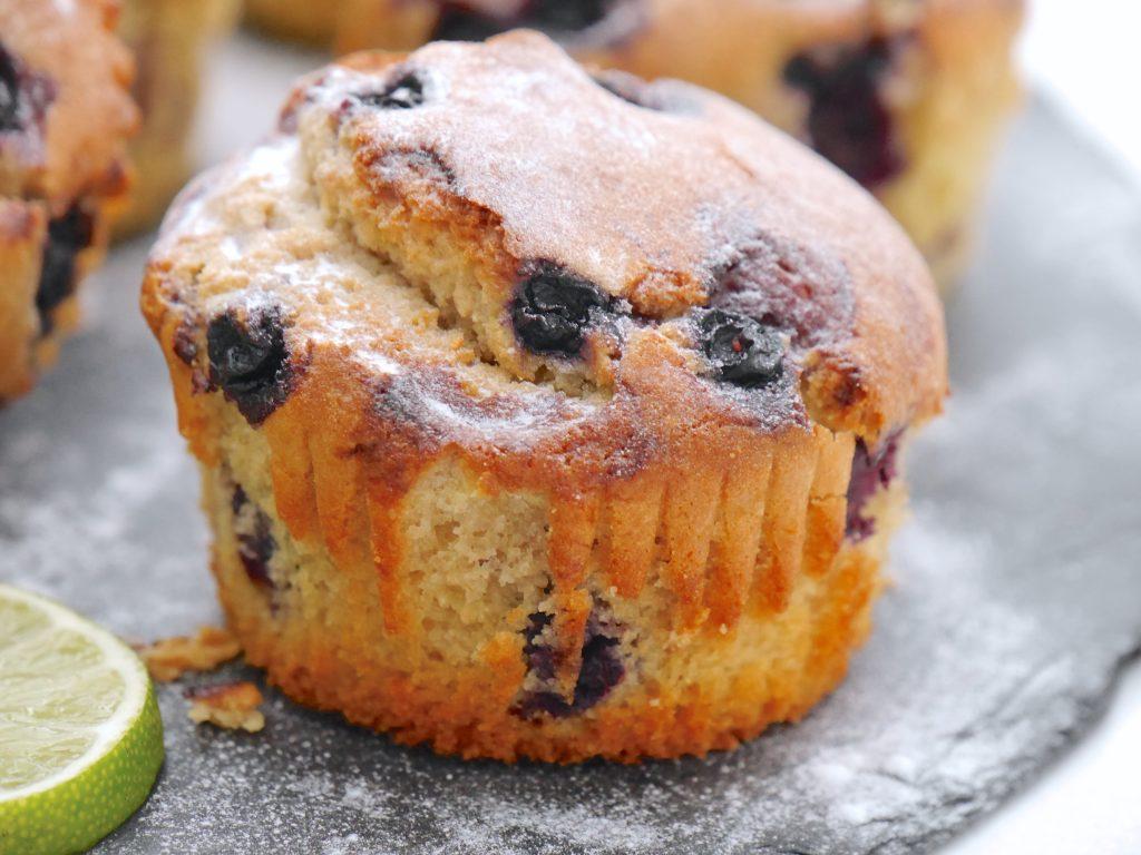 Limetten-Blaubeer-Muffins_6 | Rezept Dr. Alexa Iwan