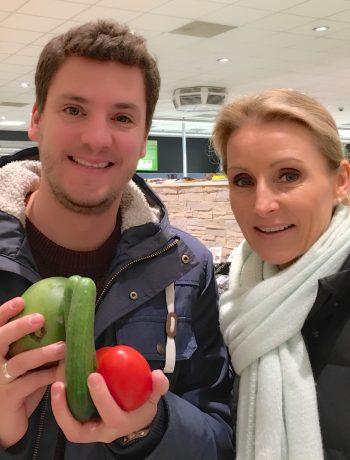 Ernährungsumstellung mit Dr. Alexa Iwan und RTL-Reporter Ralf Herrmann