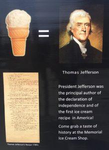 Jefferson Eis Handmaß