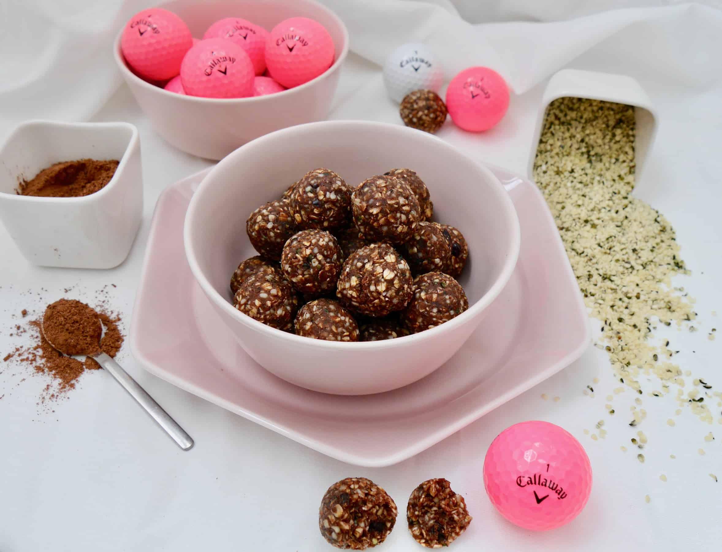Koffein-Energyballs by Dr. Alexa Iwan