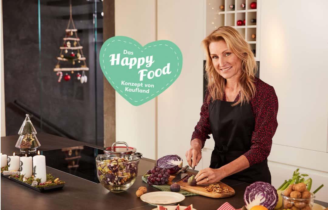 Entspannt essen in der Weihnachtszeit by Dr. Alexa Iwan für Kaufland