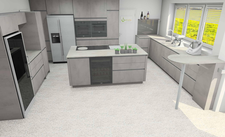 Küchenplanung Dr. Alexa Iwan