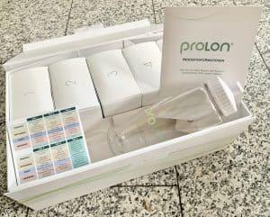 Scheinfasten Mahlzeitenbox ProLon Dr. Alexa Iwan
