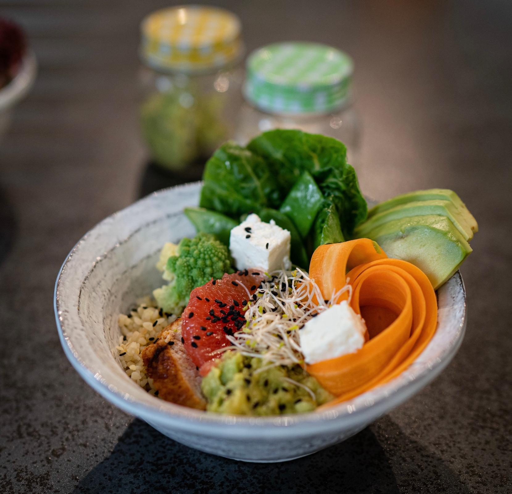 Meal-Prep_Bowl by Dr. Alexa Iwan